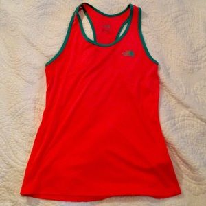 NWOT NORTH FACE tank.
